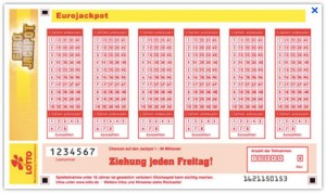 lotto euro jackpot de