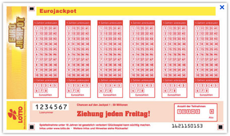 Was Kostet Euro Lotto